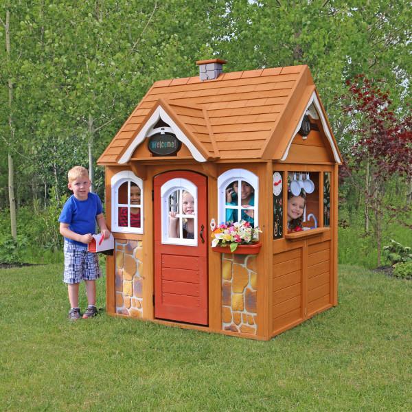 בית עץ יפה לילדים