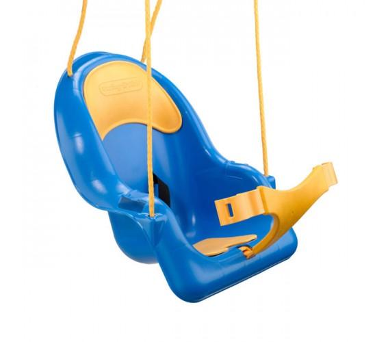 נדנדה לתינוק כחול צהוב (3)